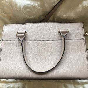 KATE SPADE GROOVE STREET CALEY SATCHEL TAUPE